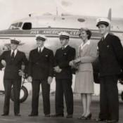 1946-DC-4-CREW-MIAMI-300x227